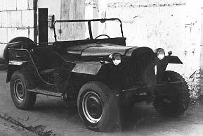 GAZ-76b 1943 4x4 USSR