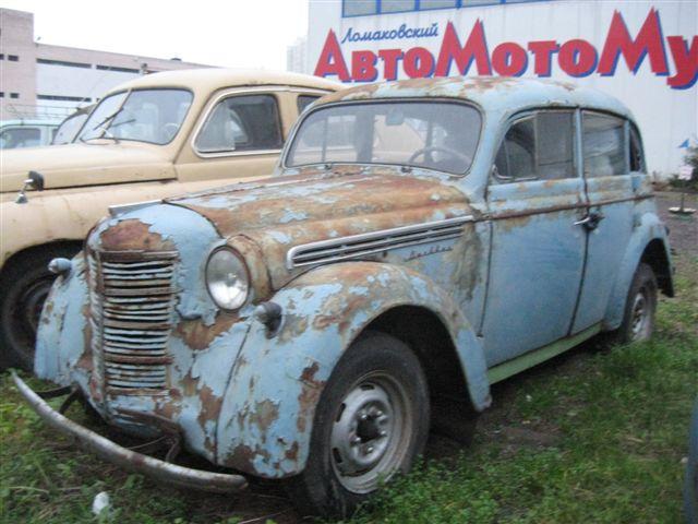 Тюнинг москвич 401 фото